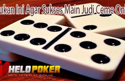 Pahami Tentang Poker Online Indonesia Saat Ini